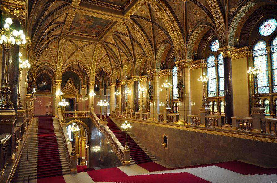 parlamento hungaro budapest