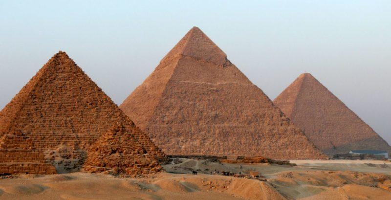 piramides giza egipto