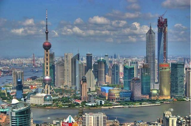 shangay china