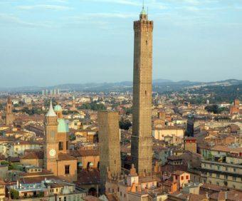 torres Asinelly y Garisenda