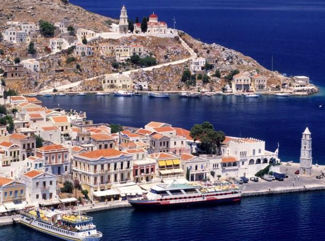 El Dodecaneso grecia