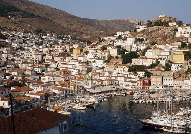 Islas de Argosarónico grecia