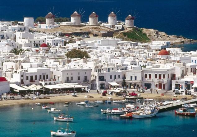 Las Cícladas griegas