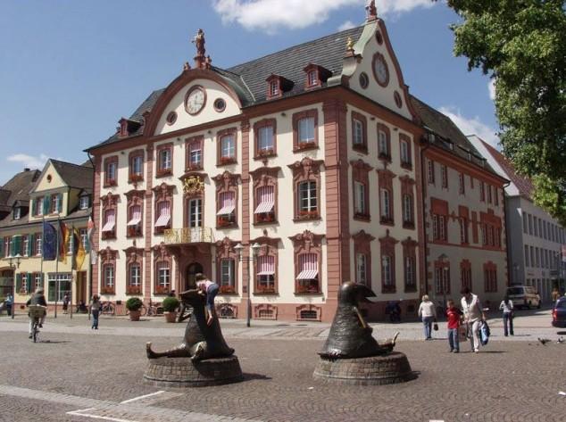 Offenburg alemania