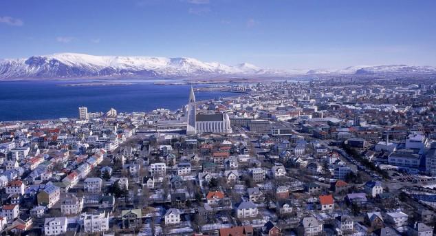 capital islandia reikiavik