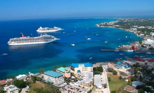 cruceros islas cayman