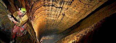cueva más profunda del mundo