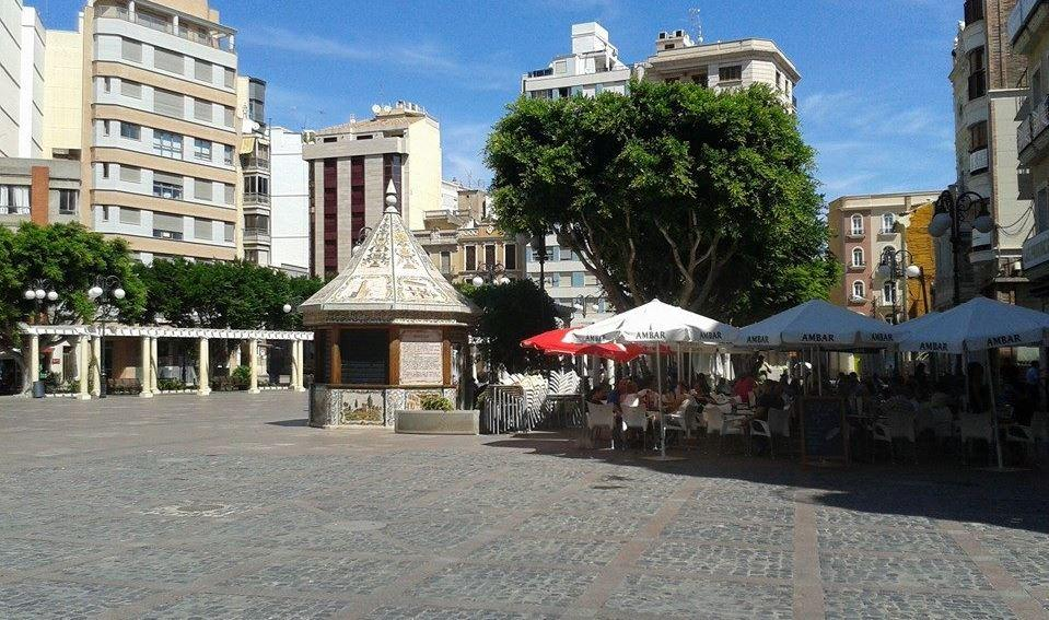 plaza mayor alzira