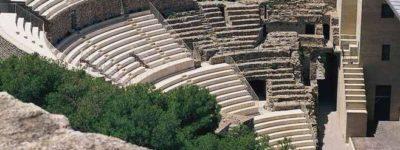 teatro romano sagunto valencia