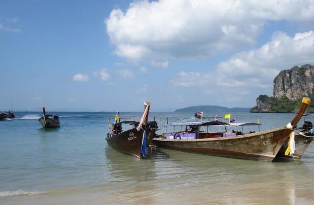 viajar a thailandia en familia