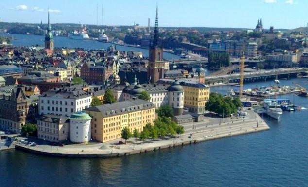viajar con niños suecia stocolmo