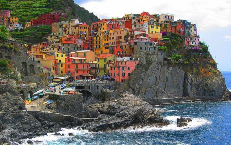 visitar cinque terre italia