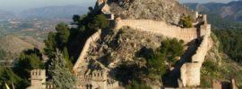 visitar lugares historicos en xativa