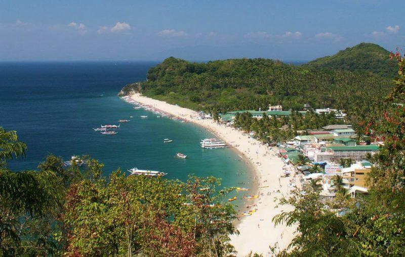 visitar puerto galera filipines