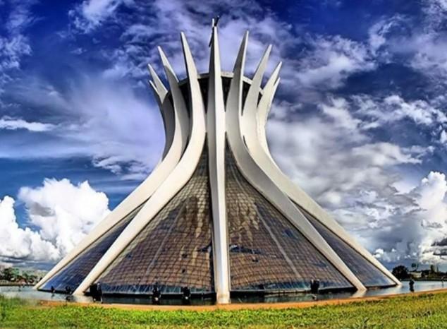 Catedral Metropolitana Nossa Senhora Aparecida brasilia