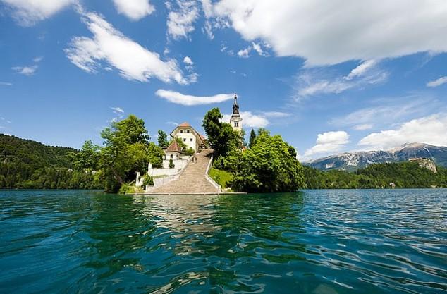 La Isla de Bled - Un lugar de cuento de hadas en Eslovenia