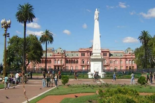 barrio de monserrat argentina