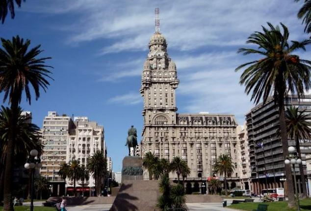 capital de uruguay montevideo