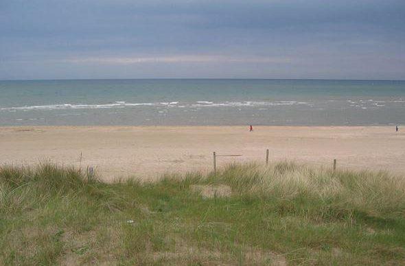 utah beach normandia