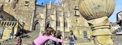 EXTREMADURA Cáceres y Badajoz