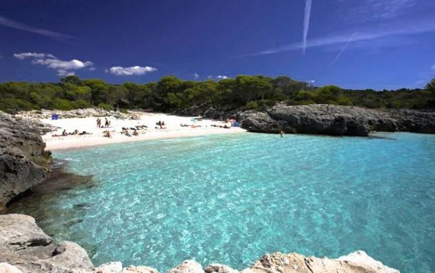 Playa Des Talaier menorca