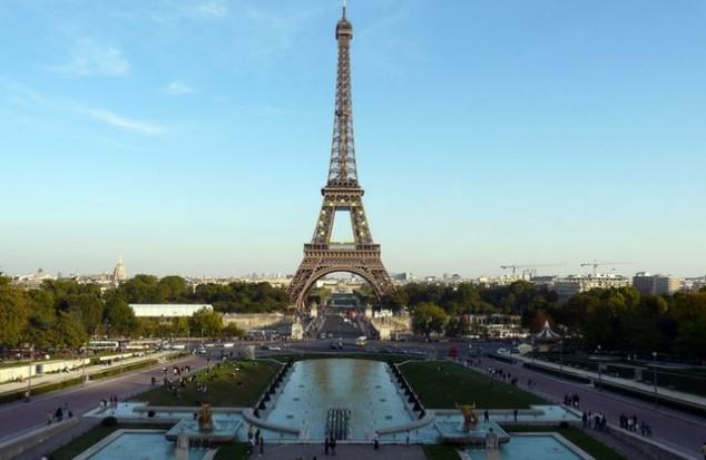 Torre Eiffel el lugar por excelencia de París