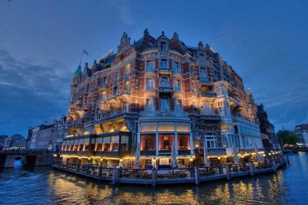 hoteles de amsterdam
