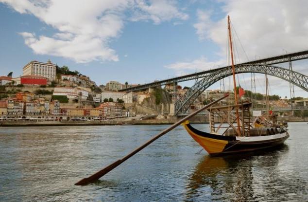 oporto portugal turismo