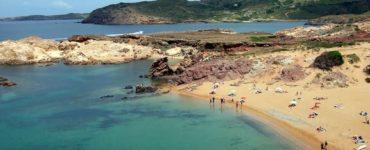 playa pregonda menorca