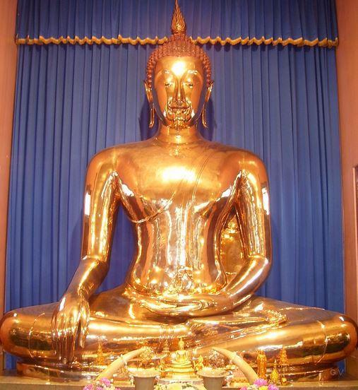 templo del buda tailandia Bangkok