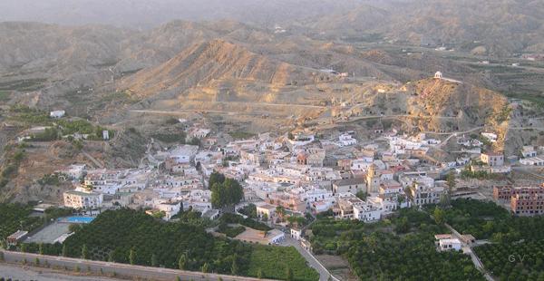 turismo alhabia