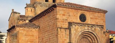 Cristo Iglesia San Juan de Rabanera Soria