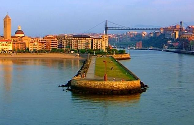 Getxo es el hogar del Puente de Vizcaya