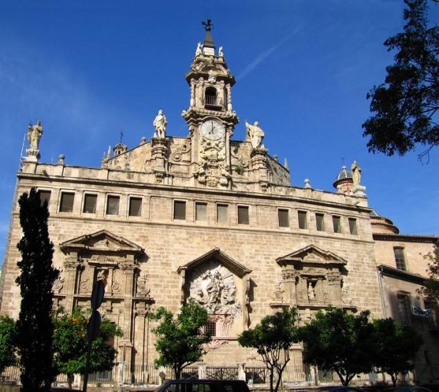 La Lonja de la Seda en Valencia