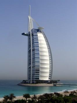 Top 5 Sitios para visitar en Dubai