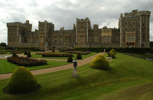 castillo de windsor inglaterra