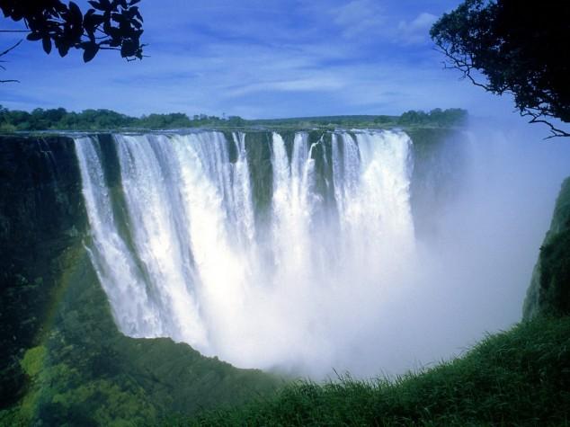 cataratas victoria siete maravillas naturales del mundo 2