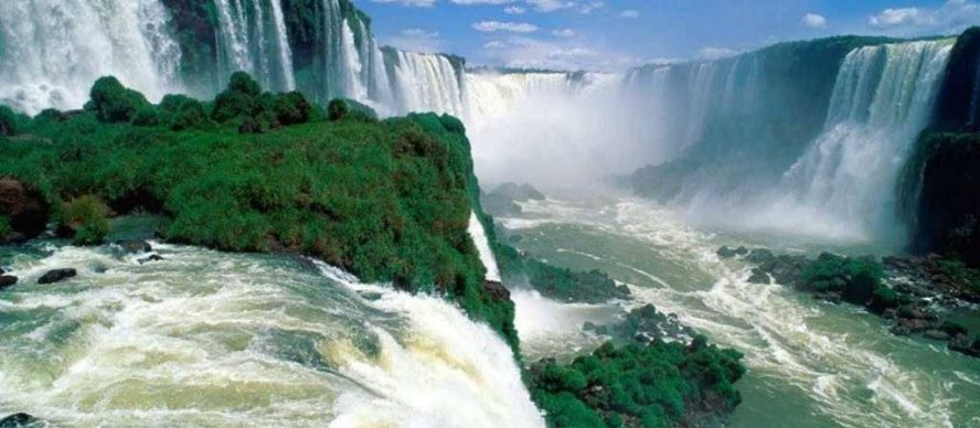 cataratas victoria siete maravillas naturales del mundo