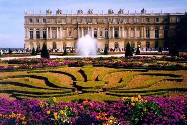 palacio de versailles paris