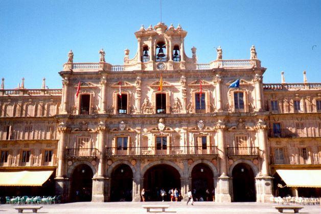 maravillas La Universidad de Salamanca