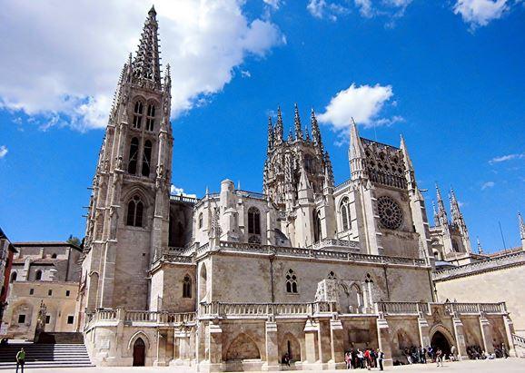 maravillas La catedral de Burgos