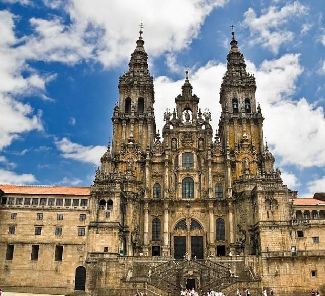 maravillas españa Catedral de Santiago de Compostela