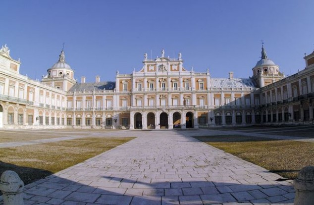 maravillas españa el palacio real de aranjuez