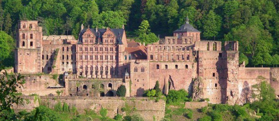 palacio de heidelberg alemania