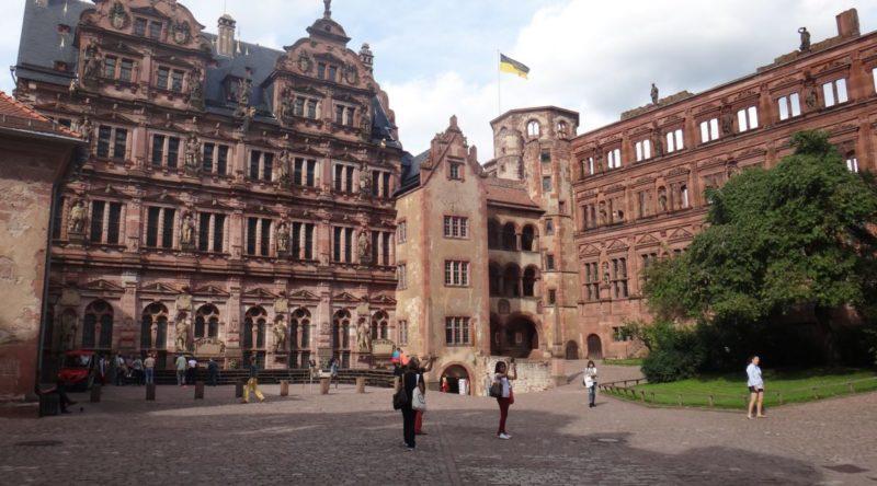 palacio heidelberg