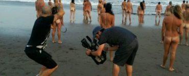 playa nudista PLAYA LA TEJITA - Granadilla