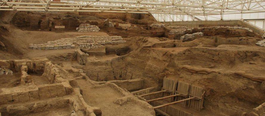 Çatalhöyük, una ciudad de la Edad de Piedra en Turquía