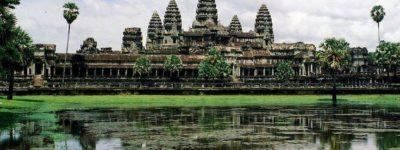 Angkor Wat un vasto complejo de templos de Angkor