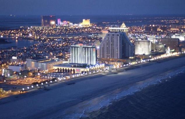 Atlantic City, el hermano menor de Las Vegas