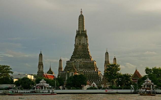 Atracciones turísticas Bangkok